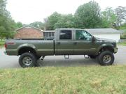 2004 ford Ford F-350 XLT Crew Cab Pickup 4-Door